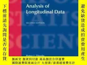二手書博民逛書店Analysis罕見Of Longitudinal Data (