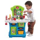 【華森葳兒童教玩具】扮演角系列-Step2 豐滿小廚房 A4-869000