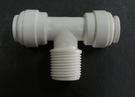 水電接頭.淨水器接頭.塑膠快速接頭ZQ6066,3分管3分管3分牙T字接頭,55元1個