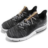【六折特賣】Nike 慢跑鞋 Wmns Air Max Sequent 3 黑 白 氣墊 女鞋 運動鞋【PUMP306】 908993-011