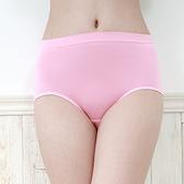 【露娜斯】液化鈦除臭天然木代爾材質夜安型生理褲【粉】P6035