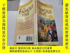 二手書博民逛書店the罕見famous five:著名的五個 。Y200392 不祥 不祥
