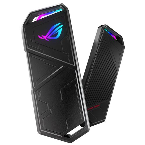 華碩ASUS ROG Strix Arion M.2 NVMe SSD 外接盒【刷卡分期價】