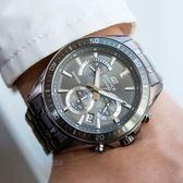 EDIFICE 冷艷科技灰賽車腕錶EFR-552GY-8A CASIO EFR-552GY-8AVUDF 熱賣中!
