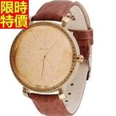 鑽錶-時尚率性熱銷女手錶4色5j149【巴黎精品】