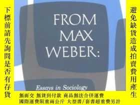 二手書博民逛書店From罕見Max WeberY307751 Max Weber Oxford University Pres