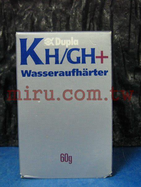 【西高地水族坊】德國DUPLA KH/GH提升劑