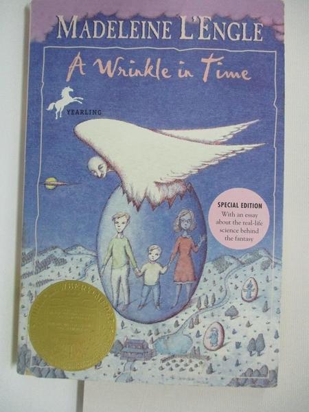 【書寶二手書T1/原文小說_ATB】A Wrinkle in Time_Yearling