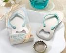 創意海灘拖鞋開瓶器(10入) 婚禮小物 禮贈品 批發 ht-0027