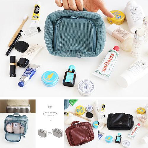 【韓國創意品牌 invite.L】S號 收納袋 內衣袋 保養品瓶罐整理袋 旅行收納好幫手 韓國正品空運