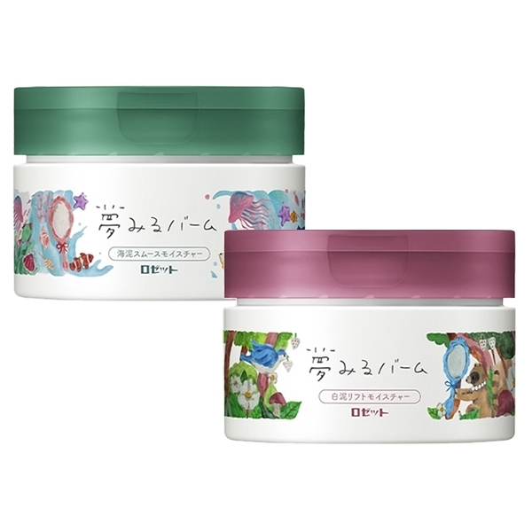 日本ROSETTE 海泥毛孔潔淨/白泥緊緻保濕 夢幻卸妝膏(90g) 款式可選【小三美日】