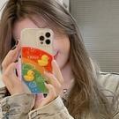 可愛小鴨子小米11 10pro手機殼cc9e美圖立體【輕派工作室】