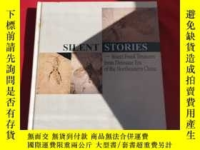 二手書博民逛書店SILENT罕見STORIES---Insect Fossil Treasures from Dinosaur E