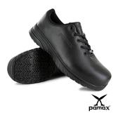 PAMAX 帕瑪斯【超彈力氣墊止滑安全鞋】輕量、止滑、廚房廚師、抗菌防滑鋼頭鞋 ※ PS07701FEH 男女