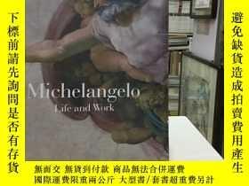 二手書博民逛書店Michelangelo罕見Life and WorkY21190 Frank TASCHEN