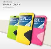 【促銷商品/清倉】Sony Xperia Z2 D6503韓國Roar開窗撞色側掀站立式 皮套 保護套 手機套 手機殼