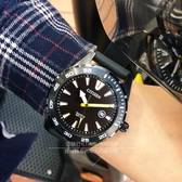 CITIZEN日本星辰運動型男防水橡膠腕錶BI1045-13E公司貨