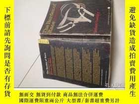 二手書博民逛書店The罕見Burden of race(比賽的負擔 )Y3850