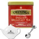 ★品嚐名列世界三大茗茶之一 超值組(茶罐+茶具) ★給予味蕾清晨般的活潑朝氣
