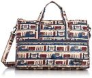 HAPI+TAS 摺疊小旅行袋 - 米色...
