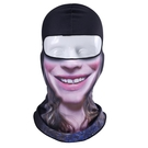 夏季騎行頭套防曬面罩臉基尼透氣男女全臉游泳帽防塵頭巾護臉圍脖