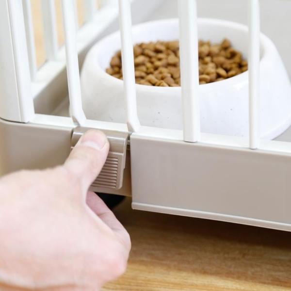 寵物籠 愛麗思狗籠室內狗籠子中小型犬寵物圍欄樹脂狗籠貓籠泰迪愛麗絲 宜品居家