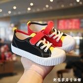 年春秋新款布鞋夏季韓版兒童帆布鞋童鞋男童鞋子板鞋女童 創意家居生活館