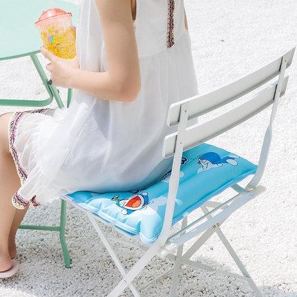 制冷夏季坐墊清新迷你辦公椅冰墊冰袋夏日成人冰涼韓版貨車夏天墊 璐璐生活館