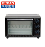 【HERAN禾聯】20L 機械式 電烤箱 HEO-20K1