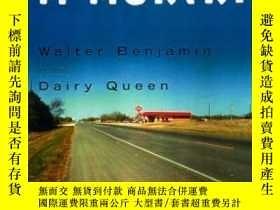 二手書博民逛書店Walter罕見Benjamin At The Dairy QueenY255562 Larry Mcmurt