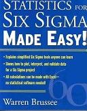 二手書博民逛書店 《Statistics for Six Sigma Made Easy》 R2Y ISBN:0071433856│McGraw-Hill