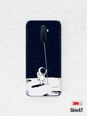 SkinAT OPPO Reno Ace手機背膜 創意彩膜貼紙防刮背膜(快速出貨)