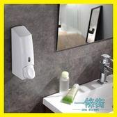 SUNBOSON壁掛式手動泡沫皂液器洗手液器皂液盒給皂器皂液瓶機