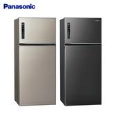 『Panasonic』-國際牌 二門579L新一級鋼板電冰箱 NR-B589TV (含基本安裝+舊機回收)