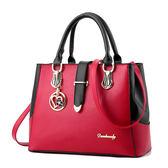 韓版 包包 側背包-現貨販售-優質新款時尚吊墜手提包/斜背包 寶來小舖 bolai -dun005心花朵朵