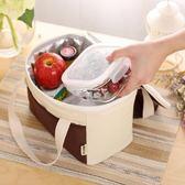 加厚保溫袋便當包飯盒袋保冷袋保鮮便攜收納包鋁箔手提包大號 俏腳丫