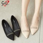 Sugar pie-串珠點綴娃娃鞋 #955-710