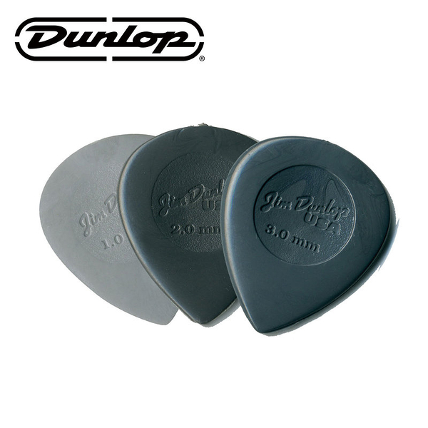 小叮噹的店- PICK 彈片水滴型 Dunlop 445R BigStubby 尼龍