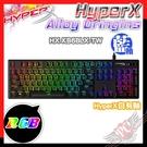 [ PCPARTY ] HyperX Alloy Origins HyperX藍軸 中文正刻 RGB 機械式鍵盤