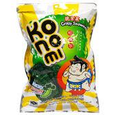 泰國【Konomi】相撲手海苔脆片-芥茉 40g