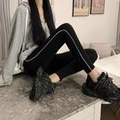 休閒運動打底褲2020年秋季新款韓版百搭高腰緊身顯瘦小腳褲子女裝 蘿莉新品