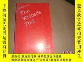 二手書博民逛書店the罕見writer s tool(英文原版)6910 est