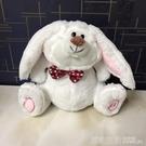毛絨娃娃公仔玩具瘋狂搖擺兔大腳兔兒童安撫逗樂送禮物ღ快速出貨