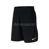 Nike 短褲 Flex Training Shorts 黑 白 男款 膝上 訓練 運動 【PUMP306】 CU4946-010