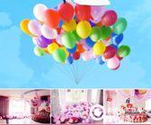 婚慶用品婚禮婚房布置氣球兒童生日新房裝飾圓形珠光氣球
