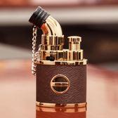 點煙器復古氣體充氣防風打火機創意個性點煙器雪茄打火機·樂享生活館