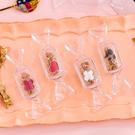 【BlueCat】迷您糖果造型透明收納盒 首飾盒