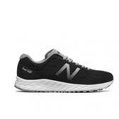 New Balance 女 黑 灰 白 編織慢跑鞋 運動休閒鞋 慢跑鞋 輕量路跑鞋 FRESH FOAM NB WARISRB1