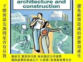二手書博民逛書店Career罕見Ideas For Teens In Architecture And Construction-