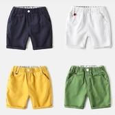 男童短褲 夏季短褲五分褲休閒褲